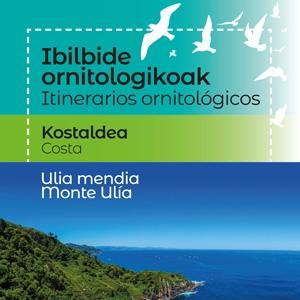 Itinerarios ornitológicos - Itinerario Costa