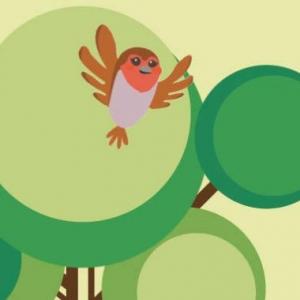 Miniguía para aves de parques y jardines